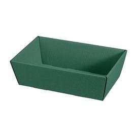Präsentkarton Modern grün 330 x 190 x 110mm / mittel Famulus 007764 Produktbild