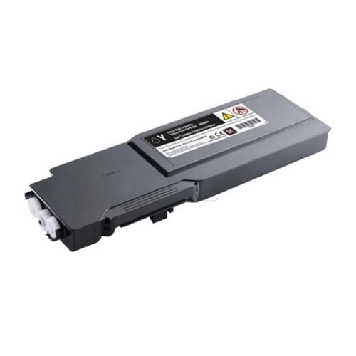 Toner für C3760/C3765 dnf 5000 Seiten yellow Dell 593-11116 Produktbild Front View L