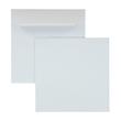 Briefumschlag haftklebend weiß 120g/m2 150x150mm / ohne Fenster / (PACK=100 STÜCK) Produktbild