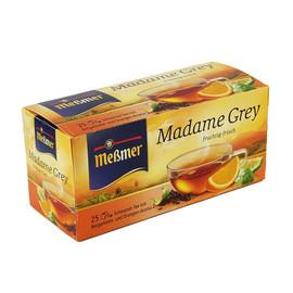 Schwarztee Madame Grey Meßmer 383029 (PACK=25 BEUTEL) Produktbild