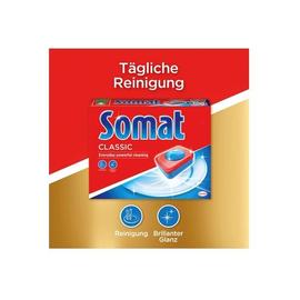Spülmaschinen-Tabs Somat 10 Henkel (PACK=82 STÜCK) Produktbild