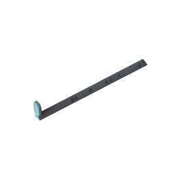 Anschlagschiene 5172 für Locher 5180 dunkelgrau Kunststoff Leitz 5172-00-00 Produktbild