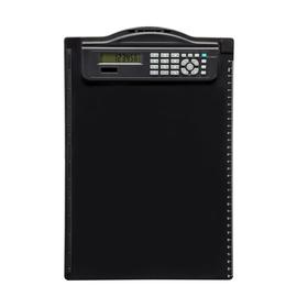 Klemmbrett A4 mit Rechner schwarz Maul 23254-90 Produktbild