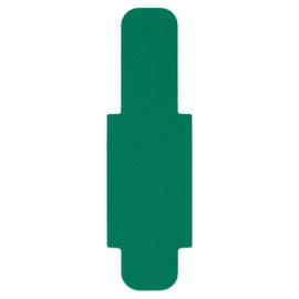 Stecksignal 12x40mm dunkelgrün Hartfolie Leitz 6030-00-59 (BTL=50 STÜCK) Produktbild