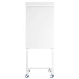 Design Flipchart-Tafel Evolution Plus Mobil 68x97cm mit Rollen Magnetoplan 1227050 Produktbild