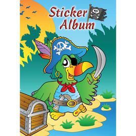 Stickeralbum Pirat A5 hoch Zweckform 57799 Produktbild
