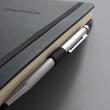 Notizbuch CONCEPTUM Softwave kariert A4+ 225x315mm 194Seiten schwarz Hardcover Sigel CO115 Produktbild Additional View 9 S