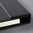 Notizbuch CONCEPTUM Softwave mit Magnetverschluss liniert A4+ 245x315mm 194Seiten schwarz Hardcover SIgel CO142 Produktbild Additional View 4 S