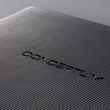 Notizbuch CONCEPTUM Softwave mit Magnetverschluss liniert A4+ 245x315mm 194Seiten schwarz Hardcover SIgel CO142 Produktbild Additional View 7 S