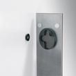 Glas-Magnetboard artverum 120x780x15mm taupe inkl. Magnete Sigel GL108 Produktbild Additional View 1 S