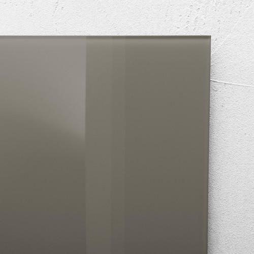 Glas-Magnetboard artverum 120x780x15mm taupe inkl. Magnete Sigel GL108 Produktbild Additional View 3 L