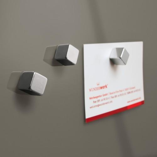 Glas-Magnetboard artverum 120x780x15mm taupe inkl. Magnete Sigel GL108 Produktbild Additional View 4 L