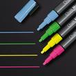 Kreidemarker 20 artverum 1-2mm Rundspitze pink/gelb/grün/blau abwisch- bar und fluoreszierend Sigel GL179 (PACK=4 STÜCK) Produktbild Additional View 1 S