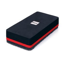 Tafelwischer 130x60x26mm schwarz magnetisch Sigel GL188 Produktbild