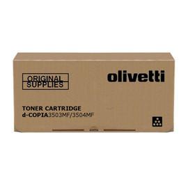 Toner für D-Copia 3503MF 7200 Seiten schwarz Olivetti B1011 Produktbild
