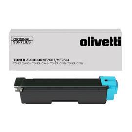 Toner für MF2603/P2026 5000 Seiten cyan Olivetti B0947 Produktbild