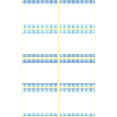 Tiefkühl-Etiketten 36x28mm weiß Zweckform 59371 (BTL=40 STÜCK) Produktbild Additional View 1 L