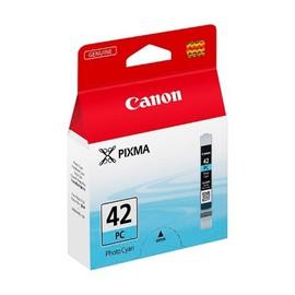 Tintenpatrone CLI-42PC für Canon Pixma Pro100 13ml FOTOcyan Canon 6388b001 Produktbild