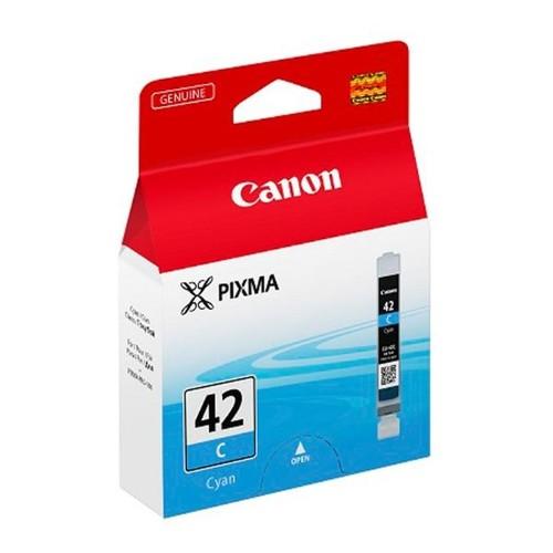 Tintenpatrone CLI-42C für Canon Pixma Pro100 13ml cyan Canon 6385b001 Produktbild Front View L