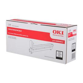 Trommel für C800/C801/C810/C821/C830 MC860 20000Seiten schwarz OKI 44064012 Produktbild