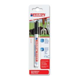 Outdoor Marker 8055 1-2mm Rundspitze schwarz Edding 4-8055-1-1001 Produktbild