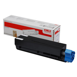 Toner für Oki B431DN/MB491 12000 Seiten schwarz OKI 44917602 Produktbild