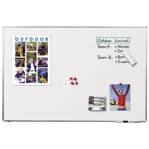 Whiteboard Premium Plus 120x90 cm emailliert Legamaster 7-101054 Produktbild Additional View 4 L