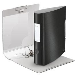 Ordner 180° Active Style A4 80mm satin schwarz Kunststoff Leitz 1108-00-94 Produktbild