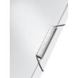 Ordnungsmappe Style mit Gummizug A4 mit 6 Fächern und 3 Klappen arktik weiß PP Leitz 3995-00-04 Produktbild Additional View 2 S