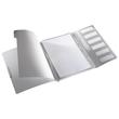 Ordnungsmappe Style mit Gummizug A4 mit 6 Fächern und 3 Klappen arktik weiß PP Leitz 3995-00-04 Produktbild