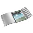 Ordnungsmappe Style mit Gummizug A4 mit 6 Fächern und 3 Klappen seladon grün PP Leitz 3995-00-53 Produktbild Additional View 1 S