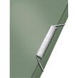 Ordnungsmappe Style mit Gummizug A4 mit 6 Fächern und 3 Klappen seladon grün PP Leitz 3995-00-53 Produktbild Additional View 2 S