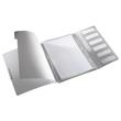 Ordnungsmappe Style mit Gummizug A4 mit 6 Fächern und 3 Klappen seladon grün PP Leitz 3995-00-53 Produktbild
