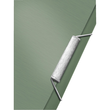 Ordnungsmappe Style mit Gummizug A4 mit 12 Fächern und 3 Klappen seladon grün PP Leitz 3996-00-53 Produktbild Additional View 2 S