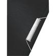 Ordnungsmappe Style mit Gummizug A4 mit 12 Fächern und 3 Klappen satin schwarz PP Leitz 3996-00-94 Produktbild Additional View 2 S