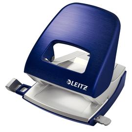 Locher NeXXt Style 5006 bis 30Blatt titan blau Metall Leitz 5006-00-69 Produktbild