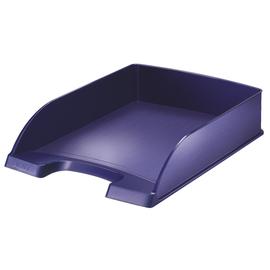 Briefkorb Style für A4 255x70x357mm titan blau kunststoff Leitz 5254-00-69 Produktbild