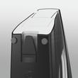 Heftgerät Style 5562 bis 30Blatt für 24/6+26/6 satin schwarz Metall Leitz 5562-00-94 Produktbild Additional View 3 S