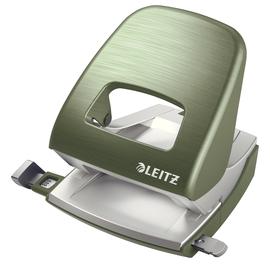 Locher NeXXt Style 5006 bis 30Blatt seladon grün Metall Leitz 5006-00-53 Produktbild