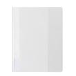 Schnellhefter Duralux A4 mit 3-teiligem Außenfenster weiß Durable 2681-02 Produktbild