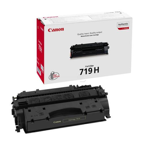 Toner 719H für I-Sensys LBP-6300/ MF-5840 6400Seiten schwarz Canon 3480B002 Produktbild Front View L
