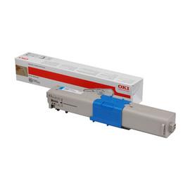 Toner für C301DN/MC342 1500Seiten cyan OKI 44973535 Produktbild