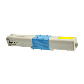 Toner für C301DN/MC342 1500Seiten yellow OKI 44973533 Produktbild
