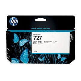Tintenpatrone 727 für HP DesignJet T1500 130ml FOTOschwarz HP B3P23A Produktbild