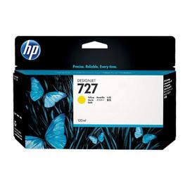 Tintenpatrone 727 für HP DesignJet T1500 130ml yellow HP B3P21A Produktbild
