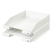 Briefkorb Standard für A4 243x57x335mm weiß Kunststoff HAN 1027-X-12 Produktbild Additional View 1 S