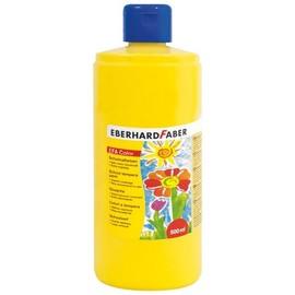 Schulmalfarbe EFACOLOR 500ml kadmiumgelb Eberhard Faber 575107 Produktbild