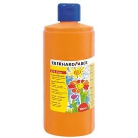 Schulmalfarbe EFACOLOR 500ml kadmiumorange Eberhard Faber 575115 Produktbild