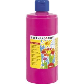 Schulmalfarbe EFACOLOR 500ml karmin rosa Eberhard Faber 575119 Produktbild