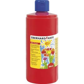 Schulmalfarbe EFACOLOR 500ml geraniumrot hell Eberhard Faber 575121 Produktbild